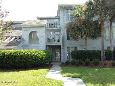 Beaufort Condo/Townhouse For Sale: 9b Marsh Harbor Drive