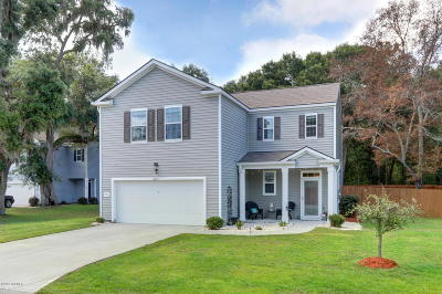 Beaufort County Single Family Home For Sale: 4851 Tidal Walk Drive