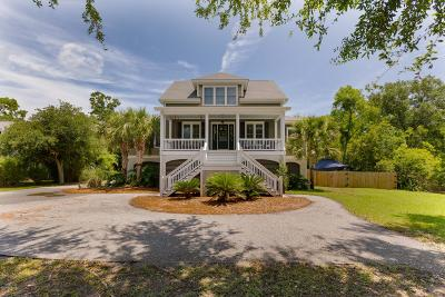 Beaufort Single Family Home Under Contract - Take Backup: 119 Dolphin Point Drive
