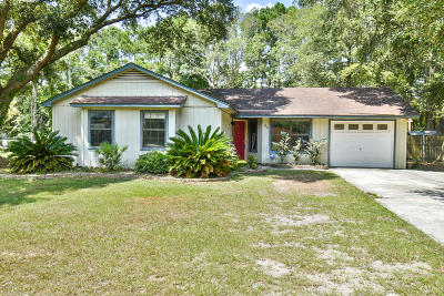 Beaufort Single Family Home For Sale: 96 Possum Hill Road