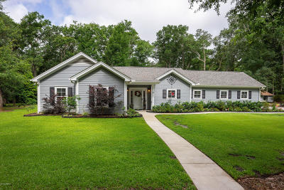 Beaufort County Single Family Home Under Contract - Take Backup: 40 Sea Gull Drive