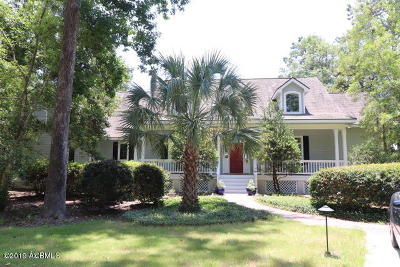 Dataw Island Single Family Home For Sale: 11 Pee Dee Point
