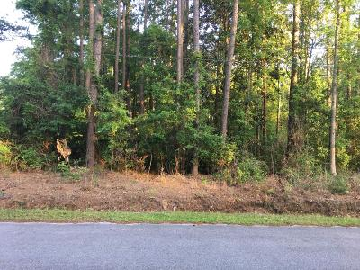 Yemassee Residential Lots & Land For Sale: Lots 22&23 Mixon Street