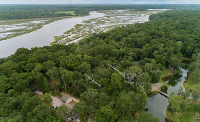 Seabrook Residential Lots & Land For Sale: 173 Bull Point Drive