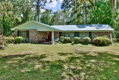 Ridgeland Single Family Home For Sale: 118 Azalea Avenue