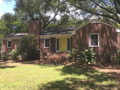 Beaufort Single Family Home For Sale: 166 Fuller Parkway