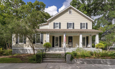 Beaufort County Single Family Home For Sale: 17 Hayek Street