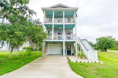 Beaufort County Single Family Home For Sale: 6 Island Breeze Lane