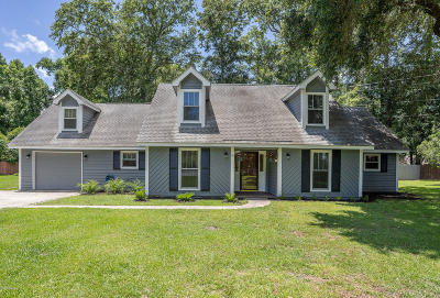 Beaufort Single Family Home For Sale: 18 Chesterfield Lake Drive