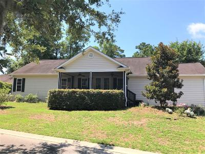 Beaufort Single Family Home Under Contract - Take Backup: 1 Stono Court