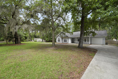 Beaufort County Single Family Home For Sale: 14 Causey Way
