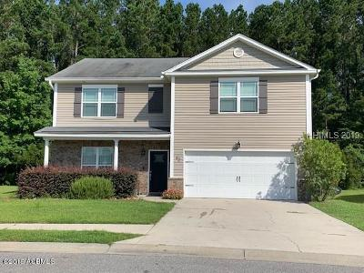 Bluffton Single Family Home For Sale: 42 E Park Loop
