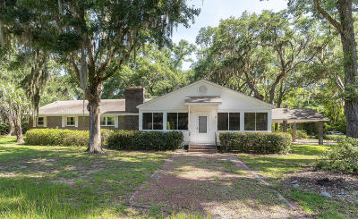 Beaufort County Single Family Home For Sale: 2 Old Ferry Cove