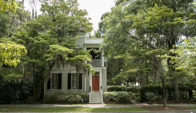 Beaufort County Single Family Home For Sale: 4 Prescient Avenue