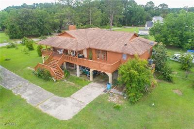 Beaufort Single Family Home For Sale: 1805 Mallard Lane