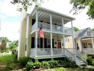 Beaufort (lady's Island), Port Royal, Pt Royal, Pt. Royal Single Family Home For Sale: 1012 9th Street