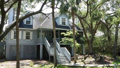 Beaufort County Single Family Home For Sale: 337 Deer Lake Drive