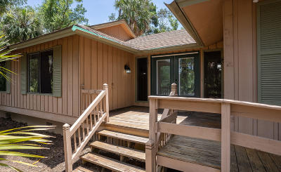 Beaufort County Single Family Home Under Contract - Take Backup: 840 Fiddlers Ridge Road