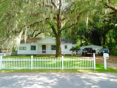 Beaufort Single Family Home For Sale: 2408 Pine Haven Street
