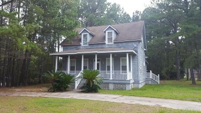 Beaufort Single Family Home For Sale: 277 Pleasant Point Drive