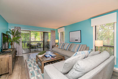 Hilton Head Island Condo/Townhouse For Sale: 20 Carnoustie Road #7827