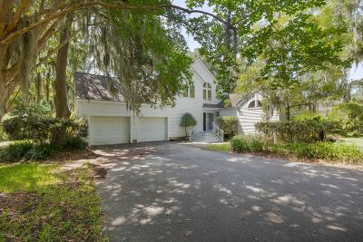 Beaufort Single Family Home For Sale: 1 Todd Drive