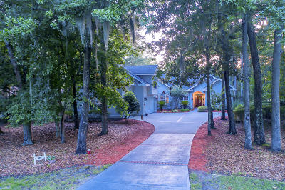 Bluffton Single Family Home For Sale: 58 Whiteoaks Circle