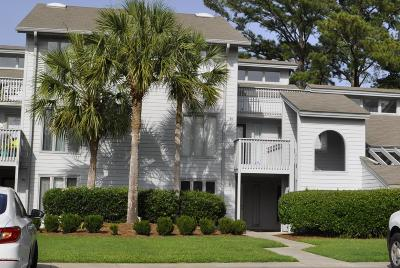 Beaufort Condo/Townhouse For Sale: 9 Marsh Harbor Drive #C
