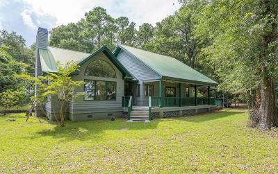 Beaufort County Single Family Home Under Contract - Take Backup: 50 Long Point Drive