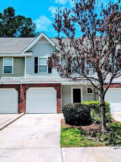 Bluffton Condo/Townhouse For Sale: 246 Cross Road