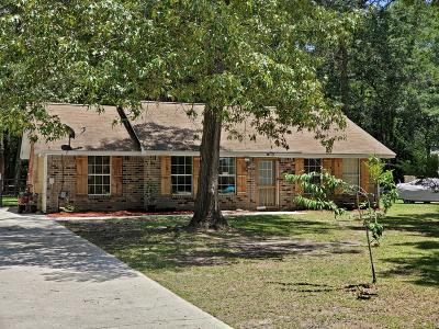Beaufort, Beaufort Sc, Beaufot Single Family Home For Sale: 24 Calico Court