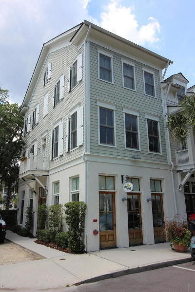 Beaufort Condo/Townhouse For Sale: 20 Market #B