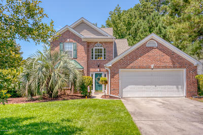 Bluffton Single Family Home For Sale: 21 Wheat Field Circle