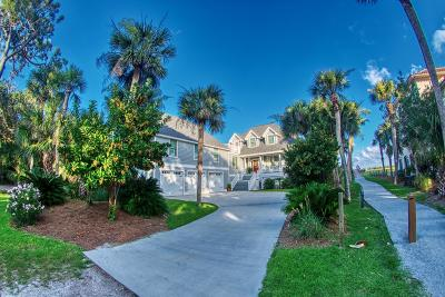 Beaufort County Single Family Home For Sale: 386 Tarpon Boulevard #B