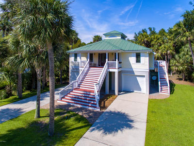 Beaufort County Single Family Home For Sale: 712 Sea Dragon Lane