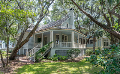 Historic Dist/Old Pt., Historic District/Bay Single Family Home Under Contract - Take Backup: 521 New Street