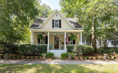 Beaufort, Beaufort Sc, Beaufot Single Family Home For Sale: 134 Collin Campbell