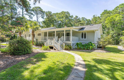 Beaufort Single Family Home Under Contract - Take Backup: 202 Anchorage Drive