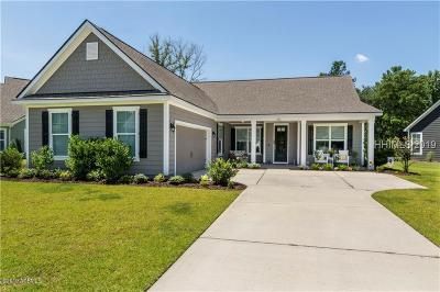 Bluffton Single Family Home For Sale: 226 Cooper Run Road
