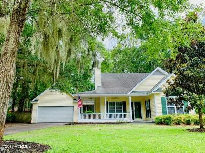 Beaufort County Single Family Home Under Contract - Take Backup: 23 Lucerne Avenue