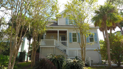 Beaufort County Single Family Home For Sale: 18 Fiddlers Cove