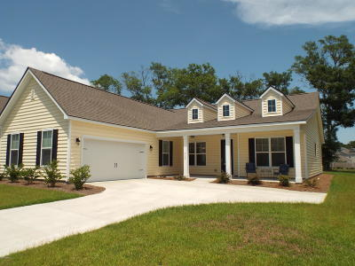 Beaufort County Single Family Home Under Contract - Take Backup: 4145 Sage Drive