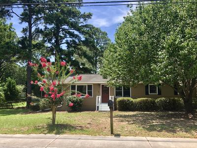 Beaufort County Single Family Home For Sale: 2408 Mossy Oaks Road