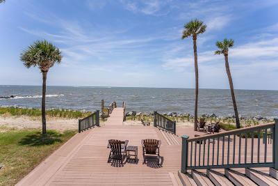 Fripp Island Condo/Townhouse For Sale: 601 New Haven Court