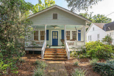 Beaufort, Beaufort Sc, Beaufot Single Family Home For Sale: 2203 North Street
