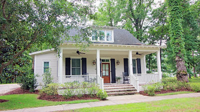 Beaufort Single Family Home For Sale: 64 Mount Grace