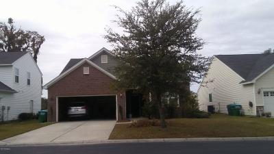 Beaufort Single Family Home For Sale: 54 Pennyroyal Way