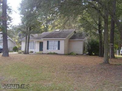 Beaufort SC Single Family Home Sold: $150,000