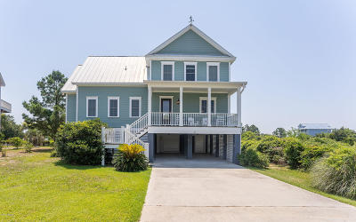 Beaufort County Single Family Home For Sale: 3 Windjammer Lane