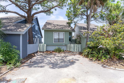 Fripp Island Single Family Home For Sale: 4 Periwinkle Court